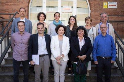La representación del Gobierno de Navarra en la Fundación Navarra Gizain toma posesión de sus cargos