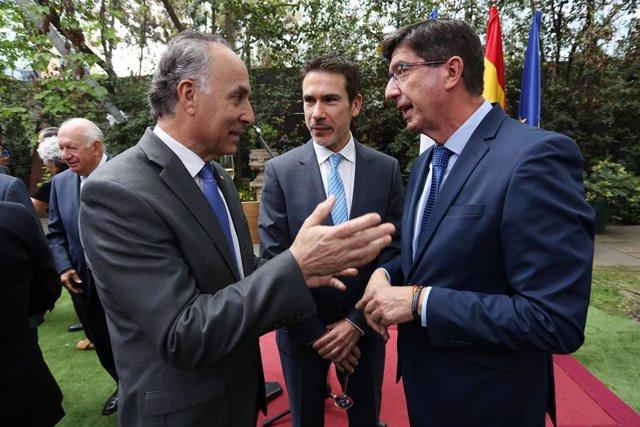 Andalucía culmina su agenda en Latinoamérica con protagonismo en el Día de Españ