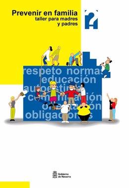 Cartel del programa 'Prevenir en familia'