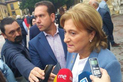 """Losa afirma que la reunión entre Barbón y Rivera será """"fundamental"""" de cara a una transición ecológica justa"""