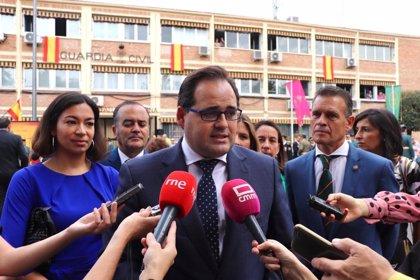 """PP exige una rectificación a Marlaska por """"desautorizar"""" al jefe de la Guardia Civil en Cataluña"""