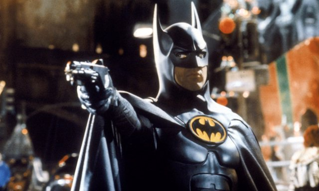 Batman interpretado por Michael Keaton en 1989