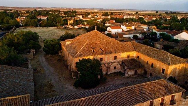 Imagen de recurso del centro histórico de la localidad madrileña de Talamanca del Jarama.