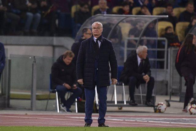 Fútbol.- Ranieri, nuevo entrenador de la Sampdoria hasta junio de 2021