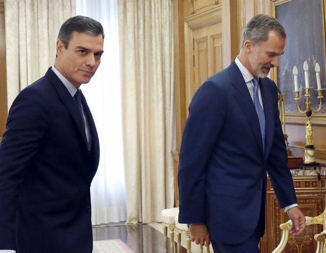 Sánchez no da por confirmado el viaje de los Reyes a Cuba justo después del 10-N