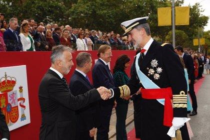 """Torres afirma que Canarias caminará """"de la mano"""" con el Estado y las CCAA para """"construir un país más justo"""""""