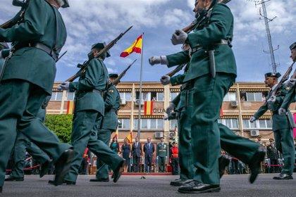 La Guardia Civil rinde homenaje a su patrona con distintos actos en toda Castilla-La Mancha