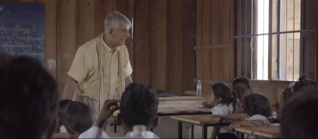Fragmento del documental 'Misión en Battambang' de Kike Figaredo