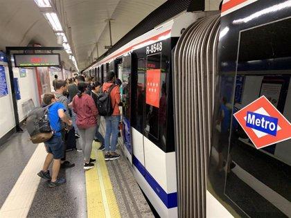 Metro lanzó en 2009 dos contratos para retirar amianto en las bóvedas de las estaciones de Oporto y Herrera Oria