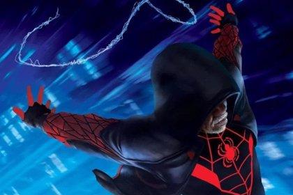 Marvel presenta la versión madura del Spider-Man de Miles Morales