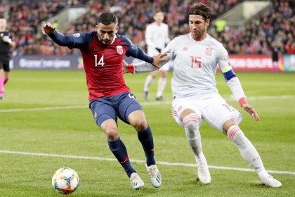 El Noruega-España congregó a más de tres millones de espectadores