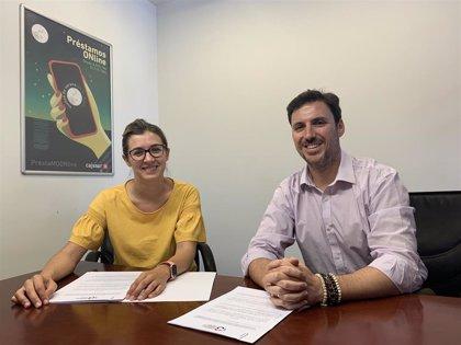 La Fundación Cajasur colabora con Afadefer en la adquisición de un vehículo adaptado