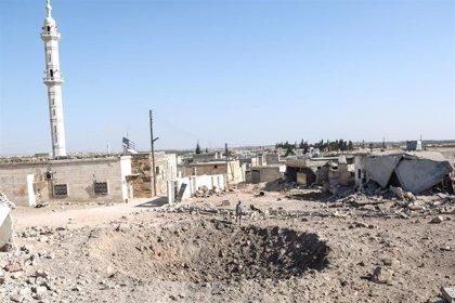 Aviones rusos bombardearon cuatro hospitales de Idlib en menos de 12 horas, según el 'NYT'
