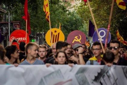 """La CUP llama a """"intensificar una batalla ideológica"""" y reclama una amnistía colectiva"""