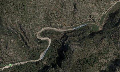 Heridos dos senderistas al precipitarse por el 'Barranco del Infierno' en Vall de Laguar