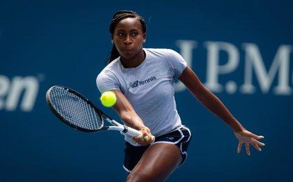 La joven Coco Gauff gana su primer título WTA