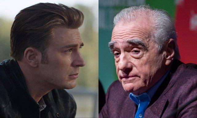 Scorsese sigue atacando a Marvel