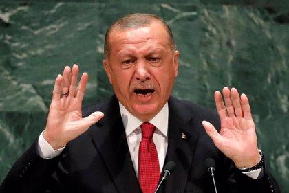 La UE discute este lunes sanciones a Turquía por su ofensiva en Siria y sus prospecciones ilegales en Chipre