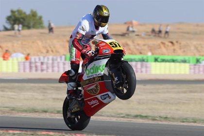 El Campeonato Europeo de Moto2 corona por segunda vez a Edgar Pons