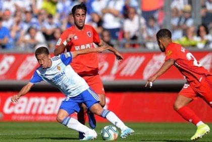 El Zaragoza gana en Los Pajaritos y ya mira al segundo puesto