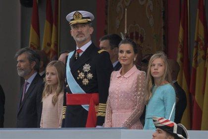 La Princesa Leonor y la Infanta Sofía, así han cambiado en su estilo real