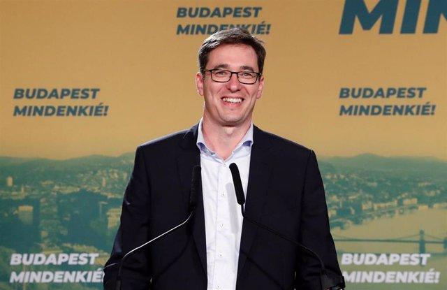 El futuro alcalde de Budapest, Gergely Karacsony