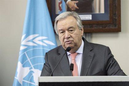 """Guterres aplaude el inicio del diálogo en Ecuador y pide a las partes actuar de """"buena fe"""" para alcanzar una solución"""