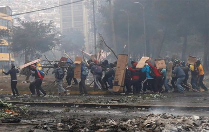El Gobierno de Ecuador denuncia nuevos ataques contra la Contraloría en Quito