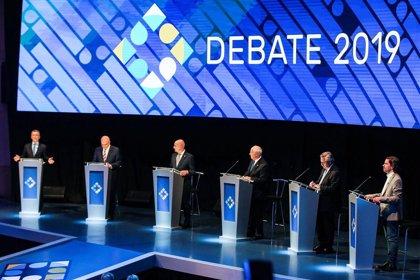 Venezuela, la crisis económica y el aborto, en el centro del debate presidencial en Argentina