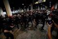 Sentencia del procés | Directo: una decena de heridos y una veintena de vuelos cancelados en el Aeropuerto de Barcelona