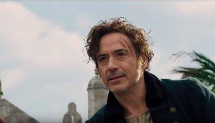 Robert Downey Jr. habla con los animales en el primer trailer de las Aventuras del Doctor Dolittle