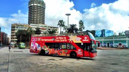 City Sightseeing en Las Palmas de Gran Canaria donará un euro por cada viajero el Día contra el cáncer de mama