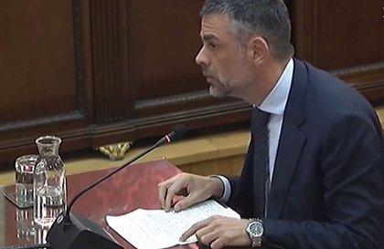 """El Supremo condena por un sólo delito de desobediencia la """"contumaz desatención"""" al TC de Vila, Mundó y Borrás"""