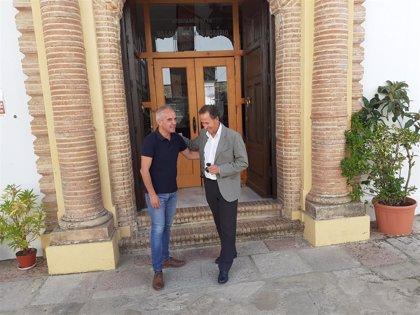 Diputación ejecuta obras de mejora en el hotel de Tugasa de Villaluenga