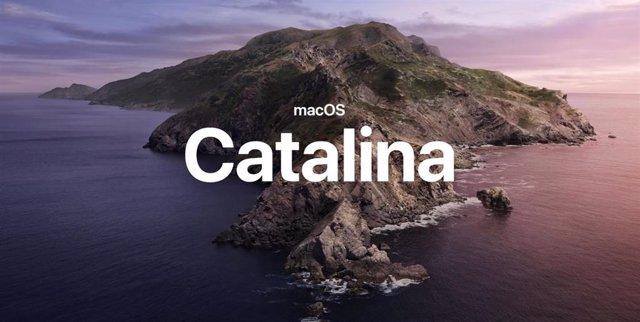 MacOS Catalina,