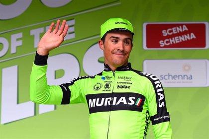 Sergio Samitier debutará en el WorldTour con el Movistar Team