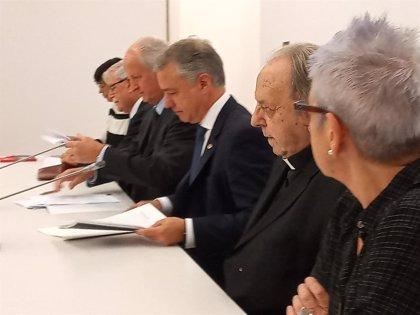 """Urkullu cree """"nefasta"""" la sentencia del 'procés' y pide una mesa de negociación política"""