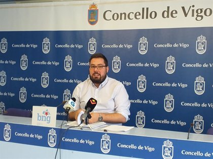 """El BNG constata que la cesión del paseo de Bouzas está """"paralizada"""" y el alcalde los tilda de """"ignorantes"""""""