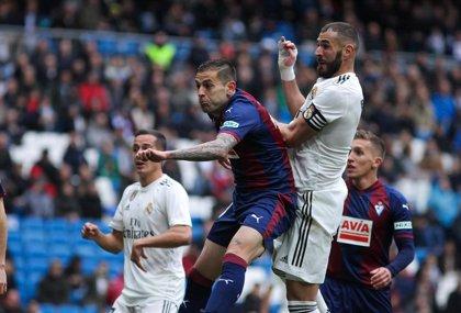 El Real Madrid visitará Ipurua el sábado 9 a las 18.30 horas