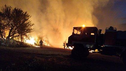 Ningún incendio activo en Cantabria de los once provocados el fin de semana