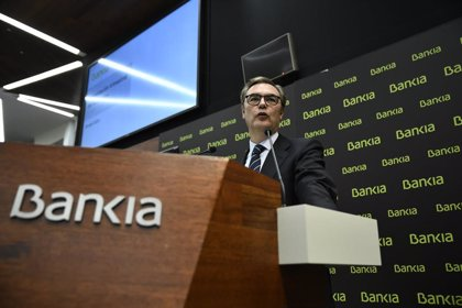 Bankia promete cumplir con los requisitos de capital aun repartiendo 2.500 millones entre sus accionistas
