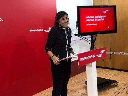 PSOE anuncia una intensa campaña con hasta tres ministros en CyL