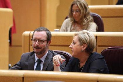 """Maroto asegura que el PP """"puede salvar"""" a los españoles de la anunciada crisis económica"""