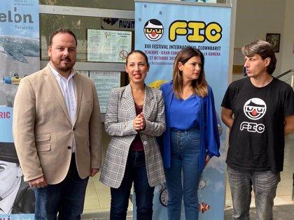 El Festival Internacional Clownbaret se extiende a los barrios de Santa Cruz