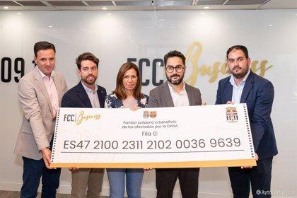 El partido entre el FC Cartagena y el Barça contará con una Fila 0 para recaudar fondos por la DANA