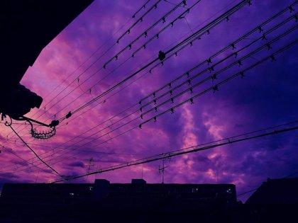 Cielos morados cubrieron Japón justo antes del tifón Hagibis, ¿por qué?