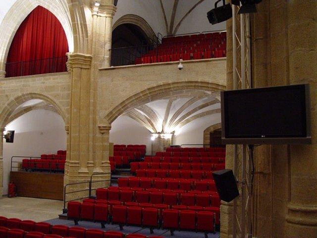 Auditorio del complejo cultural San Francisco
