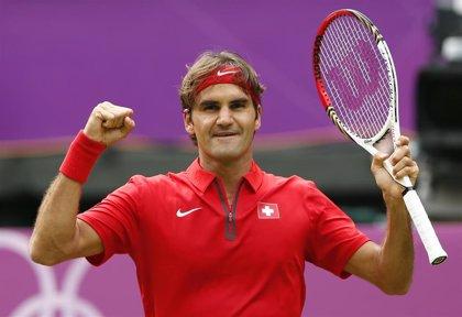 Roger Federer competirá en Tokyo 2020