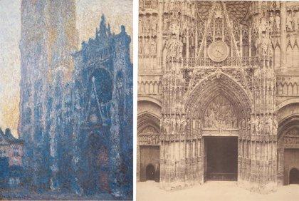 El Thyssen recoge en una exposición la influencia de impresionistas y la fotografía con obras de Monet, Degás o Pissarro