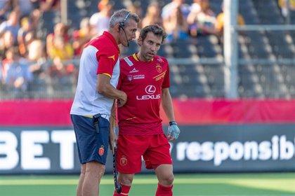 Alegre y Oliva, novedades en e la selección de hockey hierba para el Preolímpico ante Francia